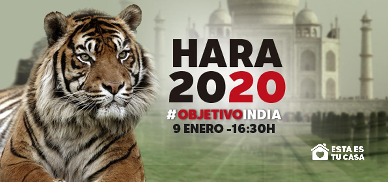 Campaña solidaria Hara Sport Center con Moving the Planet